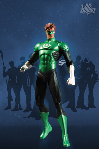 July 25th Dc Direct New 52 Aquaman And Green Lantern