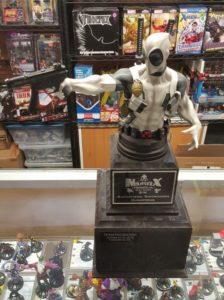 Superhero Showdown Trophy