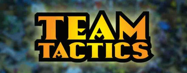The Swarm! Team Tactics – Archetype: The Swarm – Jason Collins
