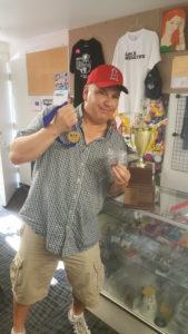 Season 23 Champion - Jim Moraga