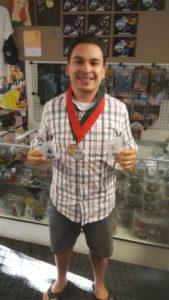 Season 23 Runner-Up - Noel Martinez