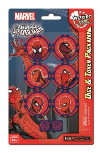 Superior Foes of Spider-Man Dice and Token