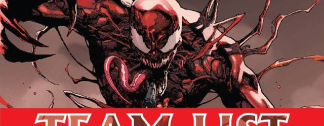 That's a lot of symbiotes!